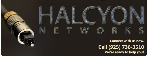 halcyon networks | managed flat-fee network support | it consultant | san francisco east bay